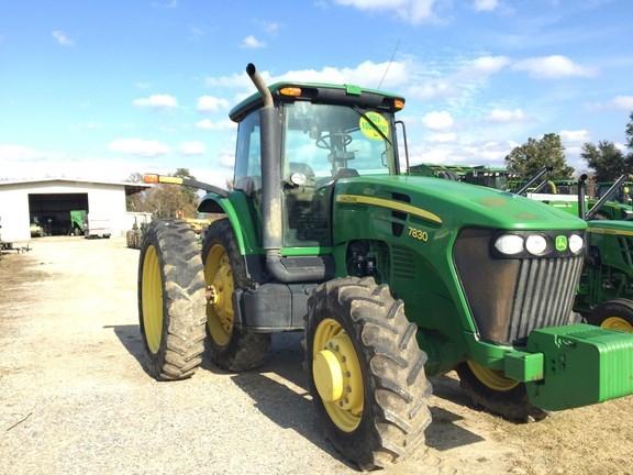 2008 John Deere 7830 Tractor For Sale