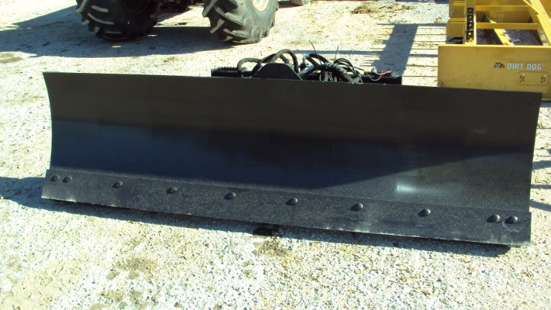 "Other New heavy duty 6 way 96"" dozer blade for skid stee Skid Steer Attachment For Sale"