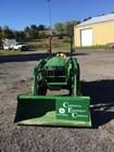 Tractor For Sale:  2012 John Deere 3038E , 37 HP