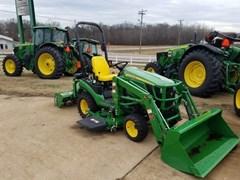 Tractor For Sale:  2012 John Deere 1026R