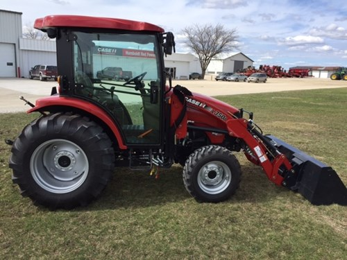 Tractor For Sale:  2015 Case IH FARMALL 45C , 40 HP