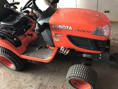 Tractor For Sale 2013 Kubota BX2670 , 25 HP