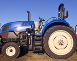 Tractor For Sale: 2015 New Holland TS6.140, 140 HP