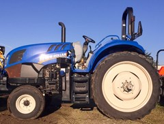 Tractor For Sale:  2015 New Holland TS6.140