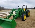 Tractor For Sale: 2015 John Deere 5100E, 100 HP