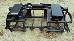 Grapple For Sale:  Lucas 6' twin cyl. Grapple with skid steer quick connect