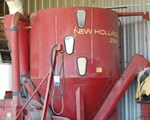 Grinder Mixer For Sale:  New Holland 354