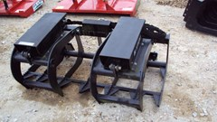 Grapple For Sale:  Lucas 5' twin cyl. Grapple with John Deere quick connect