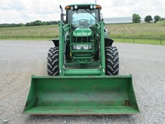 Tractor For Sale:  2009 John Deere 6430 Premium , 120 HP