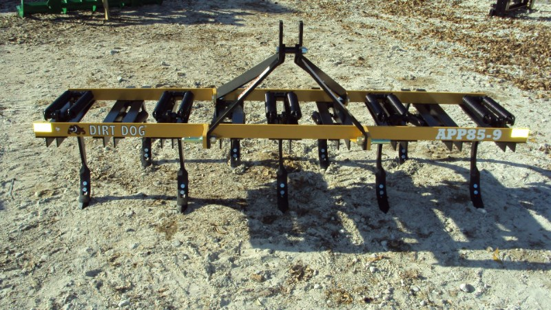 Dirt Dog APP 85-9 3pt. All Purpose Plow Rippers For Sale