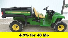 Utility Vehicle For Sale 2016 John Deere TX 4X2