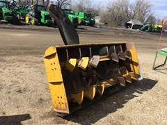 Snow Blower For Sale:  1985 Lorenz 880