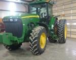 Tractor For Sale: 2003 John Deere 8220, 190 HP