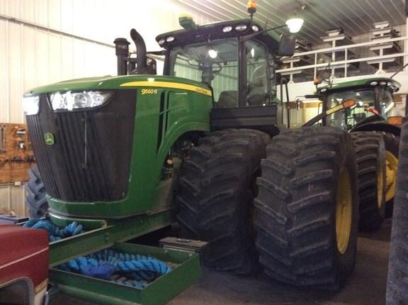 2013 John Deere 9560R Tractor For Sale