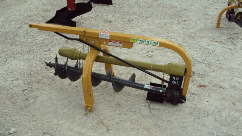 "Other  3pt HD post hole digger w/ 9"" auger PL9 Post Hole Digger For Sale"