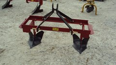 Plow-Moldboard For Sale:  Other 3pt. 2 row middle buster plow BB2M14