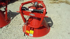 Fertilizer Spreader For Sale:  Cosmo  3pt 440lbs. fertilizer / seed spreader SP150
