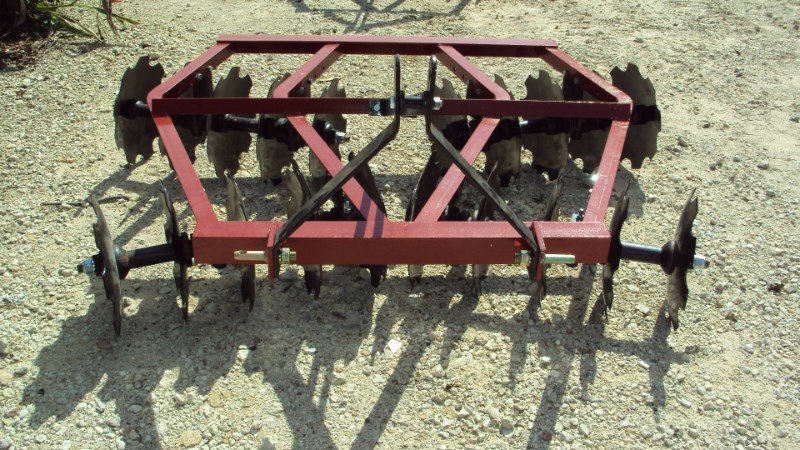 Atlas 3pt 6.5' tandem disc harrow WF2016 Disk Harrow For Sale
