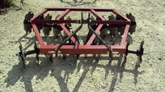 Disk Harrow For Sale:  Atlas 3pt 6.5' tandem disc harrow WF2016