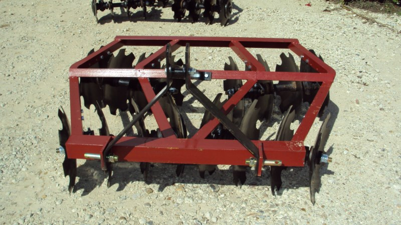 Atlas 3pt 5.5' tandem disc harrow WF1618 Disk Harrow For Sale