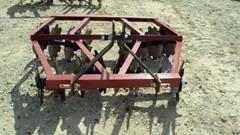 Disk Harrow For Sale:  Atlas 3pt 5.5' tandem disc harrow WF1616