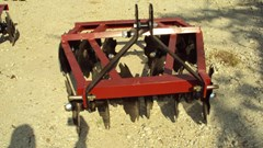 Disk Harrow For Sale:  Atlas  3pt 4.5' tandem disc harrow WF1216