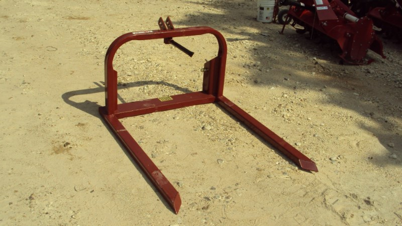 "Atlas 3pt round bale fork ""NEW"" 3 Point Fork For Sale"
