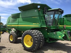 Combine For Sale 2011 John Deere 9570 STS