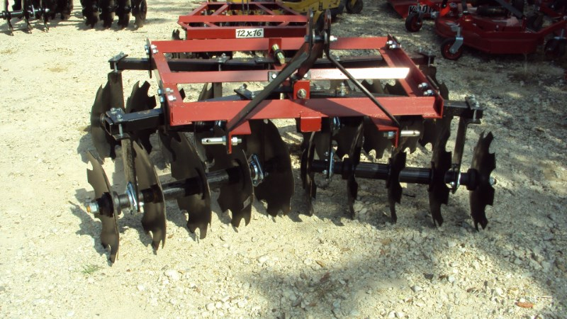 Atlas  3pt 6.5' HD tandem disc 3002018BB Disk Harrow For Sale