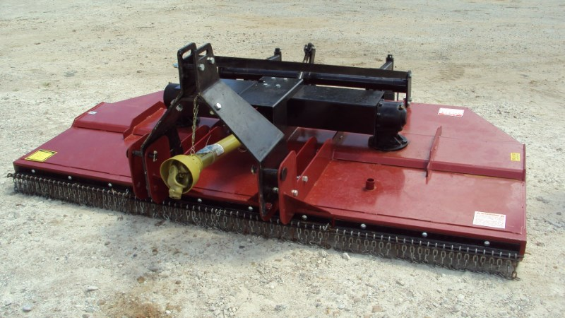 Other 3pt HD 10' brush hog mower SCL120 Rotary Cutter For Sale