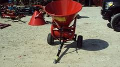 Fertilizer Spreader For Sale:  Cosmo Pull behin fertilizer / seed spreader #300