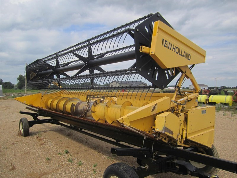 1996 New Holland 973 Header/Platform For Sale