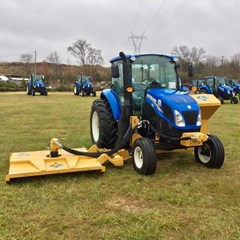 Tractor For Sale:  2018 New Holland PS90 , 90 HP