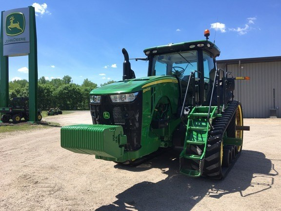 2014 John Deere 8345RT Tractor For Sale