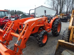 Tractor For Sale 2008 Kubota MX5100DT , 46 HP
