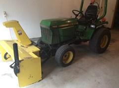 Tractor For Sale 1993 John Deere 755 , 15 HP