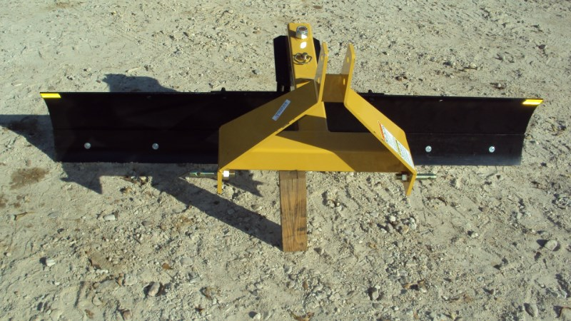 Dirt Dog 3pt 7' foot angle grader blade 3507 Blade Rear-3 Point Hitch For Sale