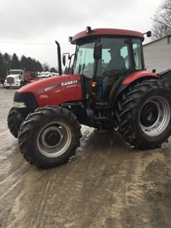 Tractor For Sale 2009 Case IH FARMALL 95 , 80 HP