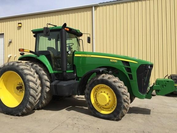 2006 John Deere 8330 Tractor For Sale