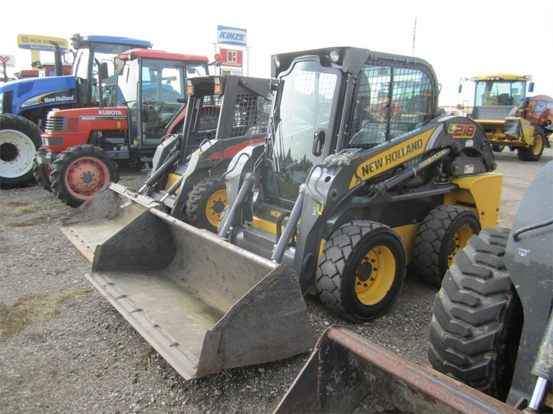 2015 New Holland L218 Wheels and Tires For Sale