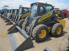 Skid Steer For Sale:  2014 New Holland L230 , 84 HP