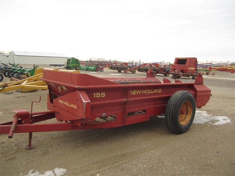 1991 New Holland 155 Misc. Ag For Sale
