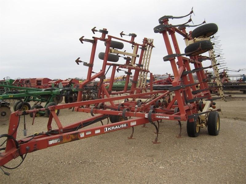 1997 Krause 4226HR Field Cultivator For Sale