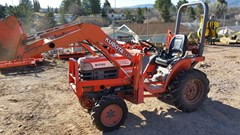 Tractor For Sale:  Kubota B1700HSD