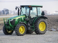 Tractor For Sale 2016 John Deere 5115ML , 115 HP
