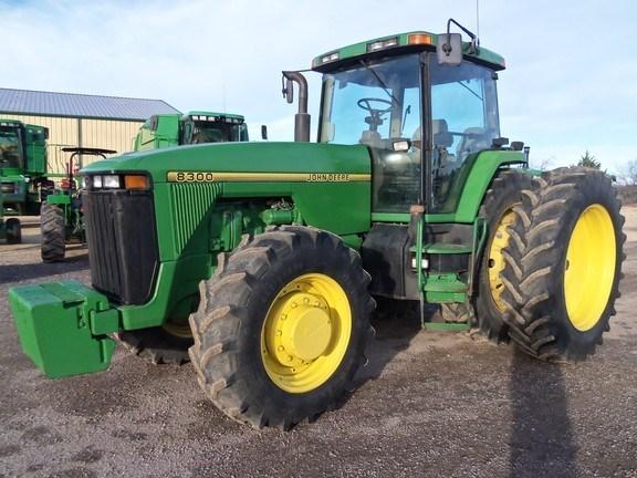 1995 John Deere 8300 Tractor For Sale