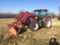 Tractor For Sale:  2008 Case IH 115 MAXXUM , 115 HP