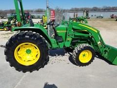 Tractor For Sale:  2010 John Deere 4005 , 41 HP