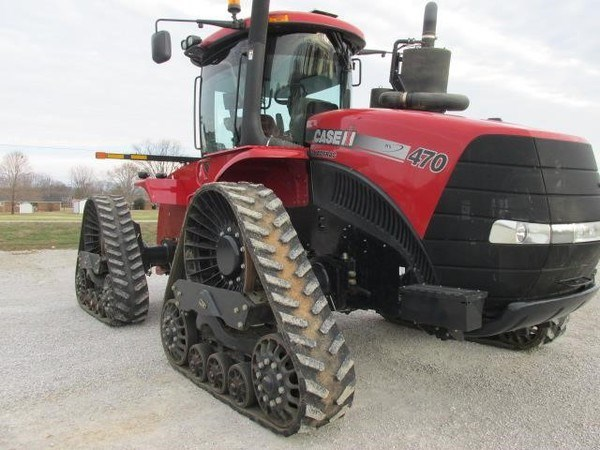 2015 Case IH STEIGER 470 ROWTRAC Tractor For Sale