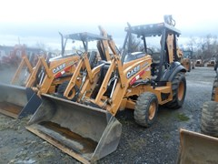 Loader Backhoe For Sale 2012 Case 580N , 90 HP